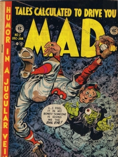 Go to MAD Magazine #2 • USA • 1st Edition - New York