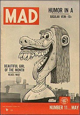 MAD Magazine #11 • USA • 1st Edition - New York