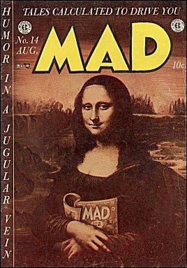 MAD Magazine #14 • USA • 1st Edition - New York