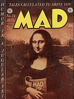 Go to MAD Magazine #14 • USA • 1st Edition - New York