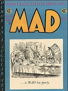 Go to MAD Magazine #15 • USA • 1st Edition - New York