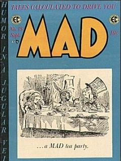 MAD Magazine #15 • USA • 1st Edition - New York