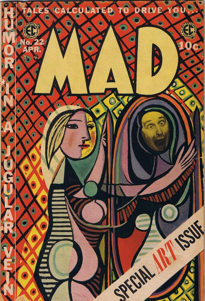 MAD Magazine #22 • USA • 1st Edition - New York