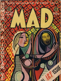 Go to MAD Magazine #22 • USA • 1st Edition - New York