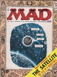 MAD Magazine #26 • USA • 1st Edition - New York