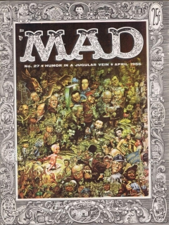 Go to MAD Magazine #27 • USA • 1st Edition - New York