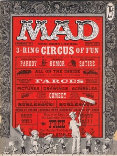 Go to MAD Magazine #29 • USA • 1st Edition - New York