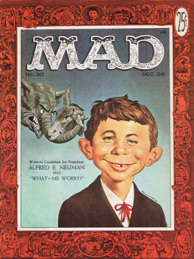 MAD Magazine #30 • USA • 1st Edition - New York