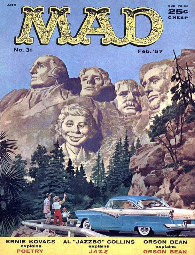 MAD Magazine #31 • USA • 1st Edition - New York