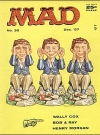 MAD Magazine #36 • USA • 1st Edition - New York