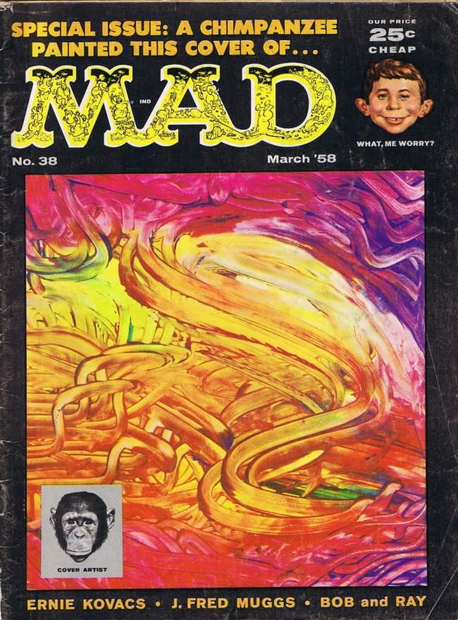 MAD Magazine #38 • USA • 1st Edition - New York