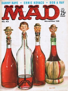 Go to MAD Magazine #42 • USA • 1st Edition - New York