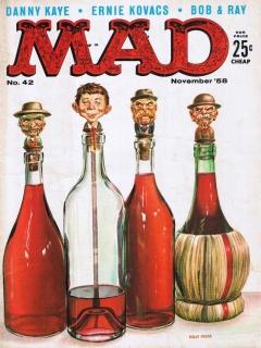MAD Magazine #42 • USA • 1st Edition - New York