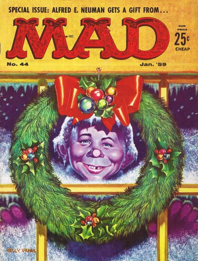 MAD Magazine #44 • USA • 1st Edition - New York