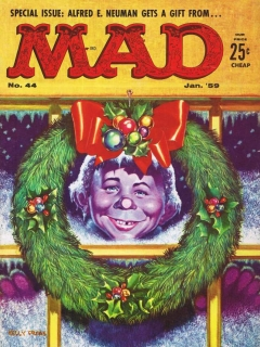 Go to MAD Magazine #44 • USA • 1st Edition - New York