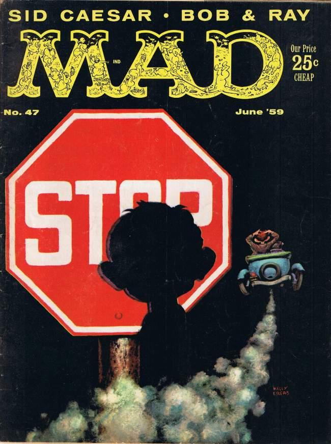 MAD Magazine #47 • USA • 1st Edition - New York