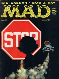 Go to MAD Magazine #47 • USA • 1st Edition - New York