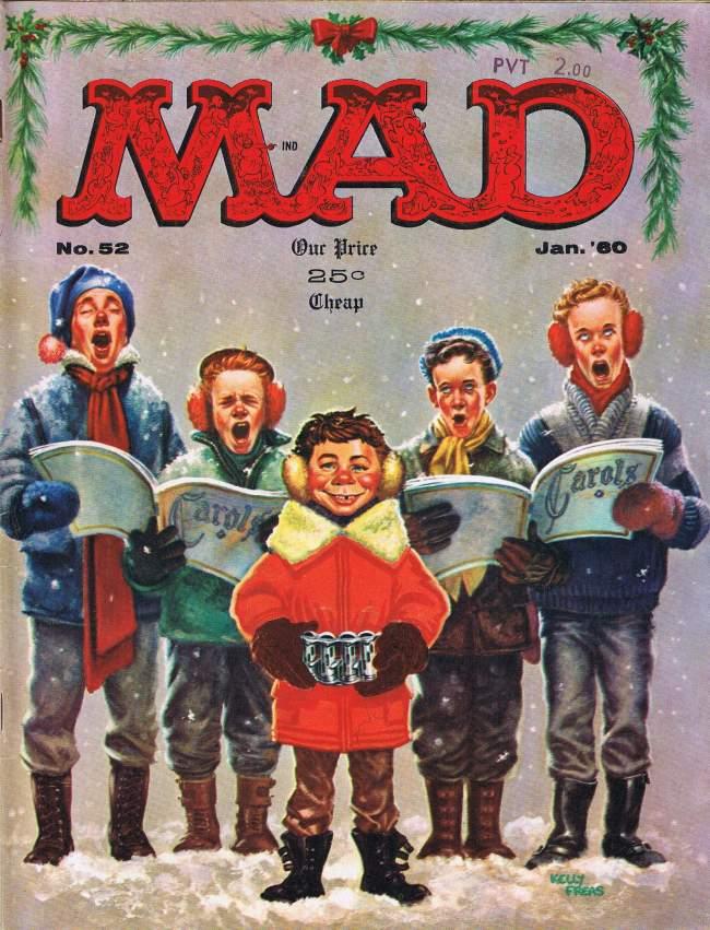 MAD Magazine #52 • USA • 1st Edition - New York