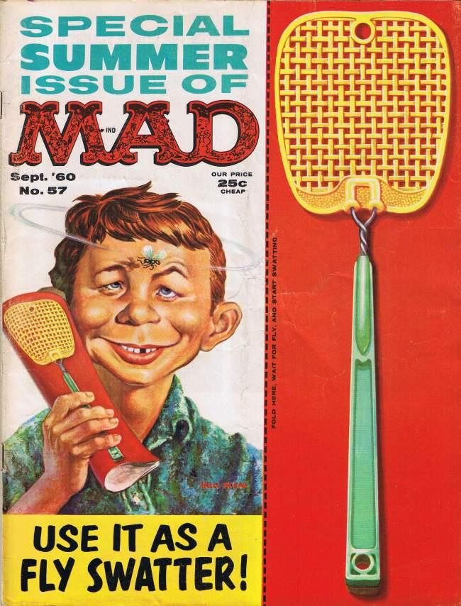 MAD Magazine #57 • USA • 1st Edition - New York