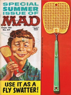 Go to MAD Magazine #57 • USA • 1st Edition - New York