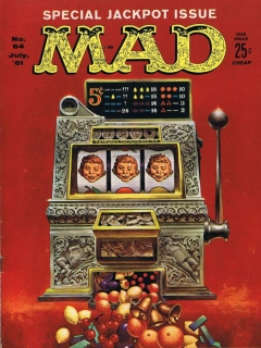 MAD Magazine #64 • USA • 1st Edition - New York
