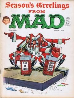 MAD Magazine #68 • USA • 1st Edition - New York