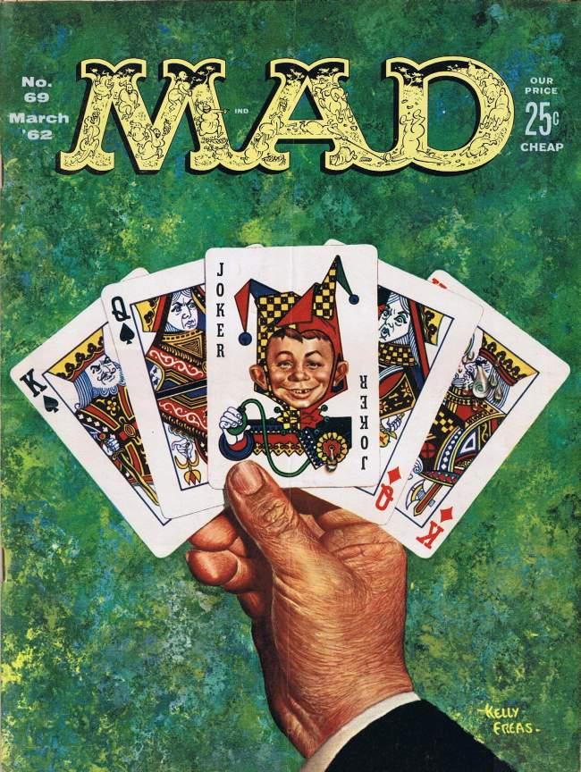 MAD Magazine #69 • USA • 1st Edition - New York