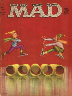 Go to MAD Magazine #70 • USA • 1st Edition - New York