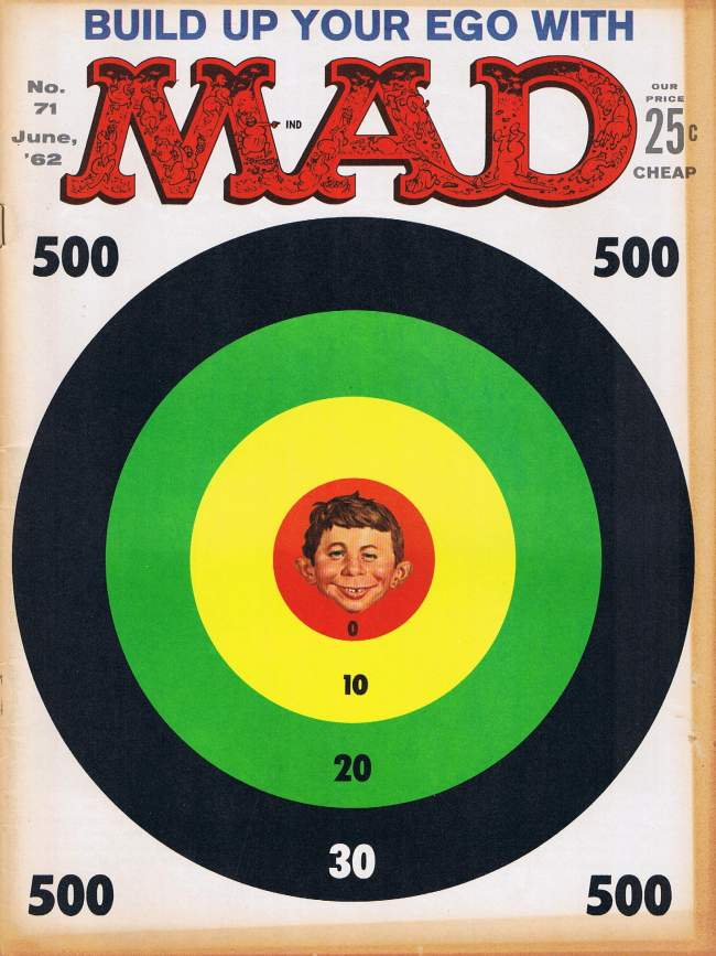 MAD Magazine #71 • USA • 1st Edition - New York