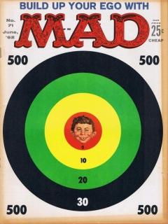 MAD Magazine #71 • USA • 1st Edition - New York