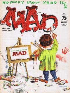 MAD Magazine #76 • USA • 1st Edition - New York