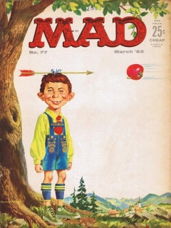 MAD Magazine #77 • USA • 1st Edition - New York