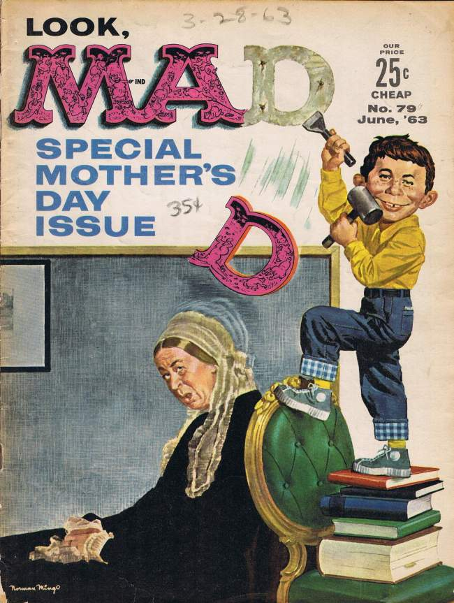 MAD Magazine #79 • USA • 1st Edition - New York
