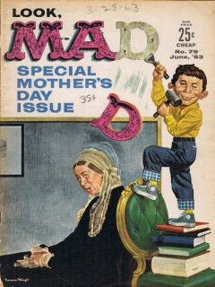 Go to MAD Magazine #79 • USA • 1st Edition - New York