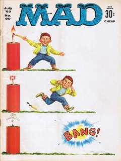 Go to MAD Magazine #80 • USA • 1st Edition - New York