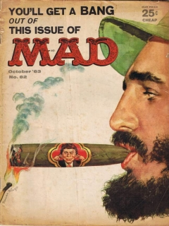 Go to MAD Magazine #82 • USA • 1st Edition - New York