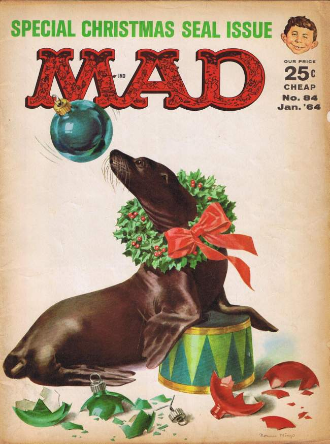 MAD Magazine #84 • USA • 1st Edition - New York