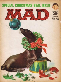 Go to MAD Magazine #84
