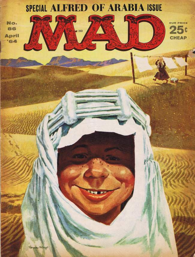 MAD Magazine #86 • USA • 1st Edition - New York