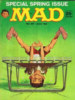 MAD Magazine #87 • USA • 1st Edition - New York