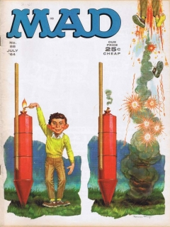 Go to MAD Magazine #88 • USA • 1st Edition - New York