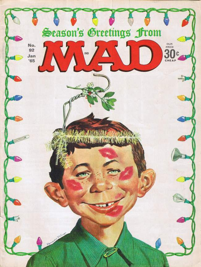 MAD Magazine #92 • USA • 1st Edition - New York