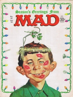 Go to MAD Magazine #92 • USA • 1st Edition - New York