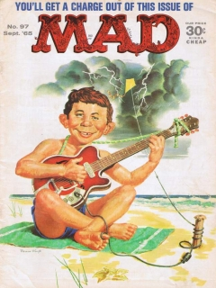 MAD Magazine #97 • USA • 1st Edition - New York