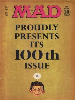 Go to MAD Magazine #100 • USA • 1st Edition - New York