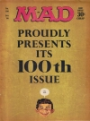 MAD Magazine #100 • USA • 1st Edition - New York