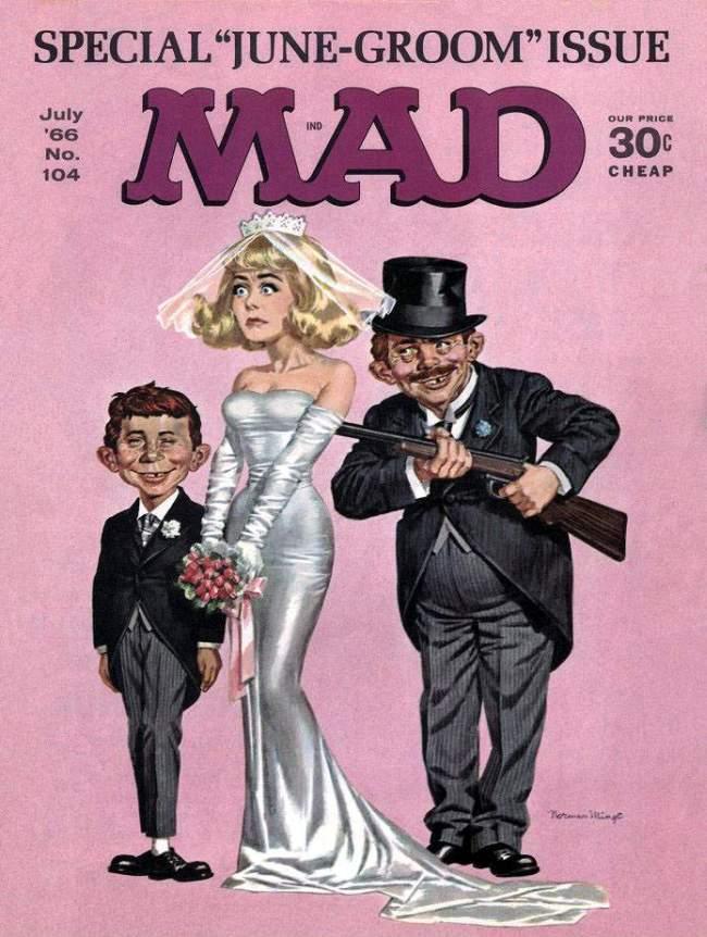 MAD Magazine #104 • USA • 1st Edition - New York