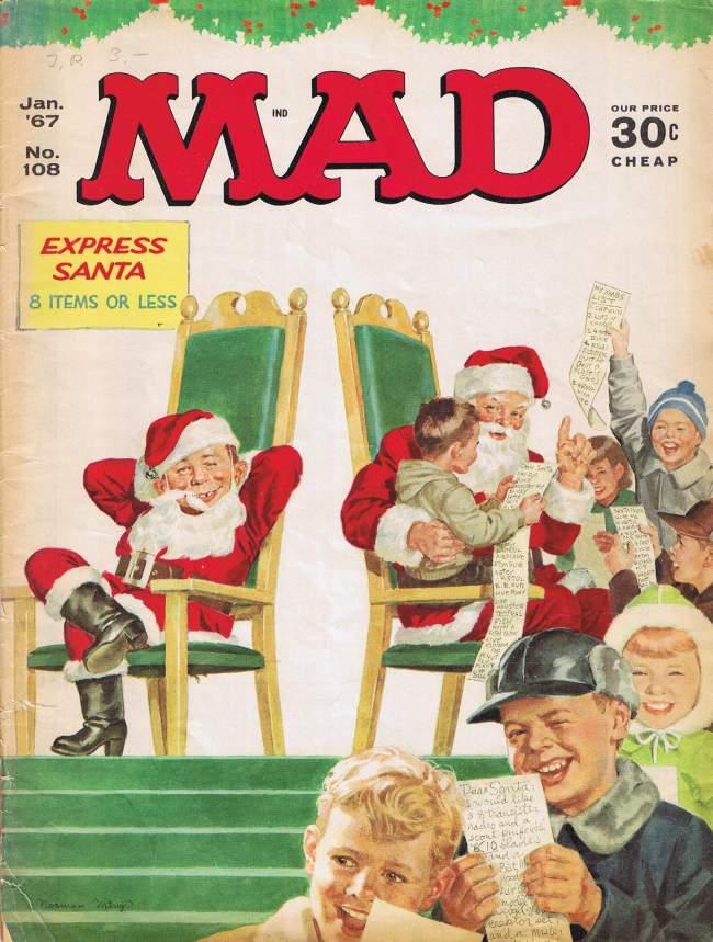 MAD Magazine #108 • USA • 1st Edition - New York