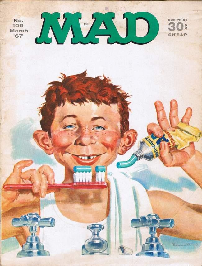 MAD Magazine #109 • USA • 1st Edition - New York