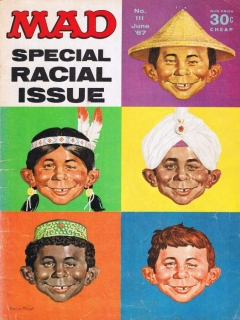 Go to MAD Magazine #111 • USA • 1st Edition - New York